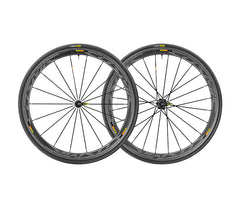 MAVIC COSMIC PRO CARBON SL UST DISC 6 BOLT WHEELSET 2018