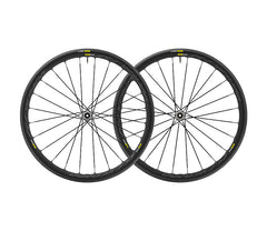 MAVIC KSYRIUM ELITE UST 6 BOLT DISC CLINCHER WHEELSET 2018