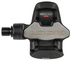 NEW LOOK KEO BLADE CARBON CROMO AXLE PEDAL WITH KEO CLEAT 12NM WITH 16NM SPARE & WITH KEO GRIP CLEATS