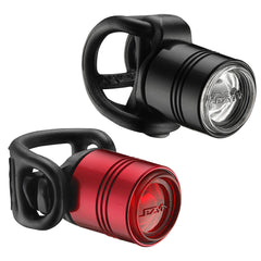 Lezyne - LED Femto Drive Pair - Black