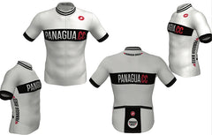 Panagua.CC White Short Sleeved Jersey