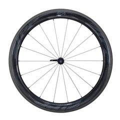 ZIPP 404 NSW Carbon Clincher Front 18 Spokes Impress Graphics