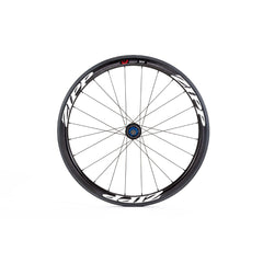 ZIPP 303 Tubular Disc Brake V2 177D Rear 24 spokes 10/11 Speed SRAM/Shimano White Decal