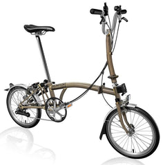 Brompton H6R Raw Lacquer