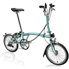 Brompton H3L Turkish Green