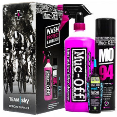 Muc-Off Wash Protect Lube