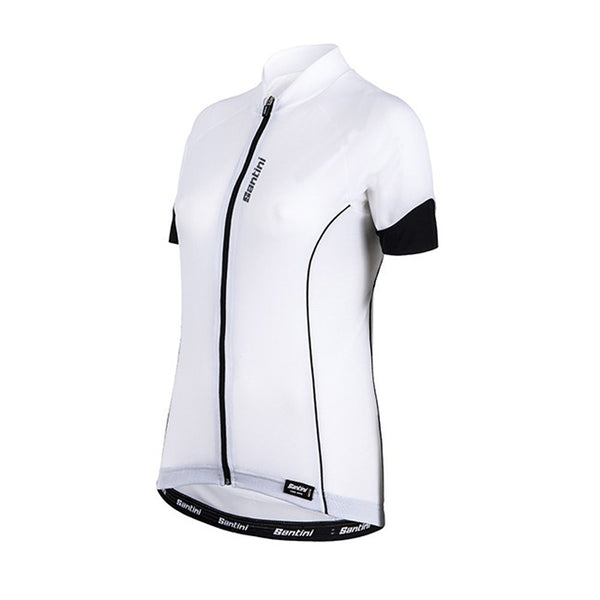 Santini Ora Womens Jersey White XL Only