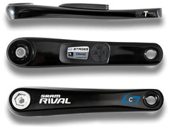 Stages SRAM Rival GXP G2 Power Meter