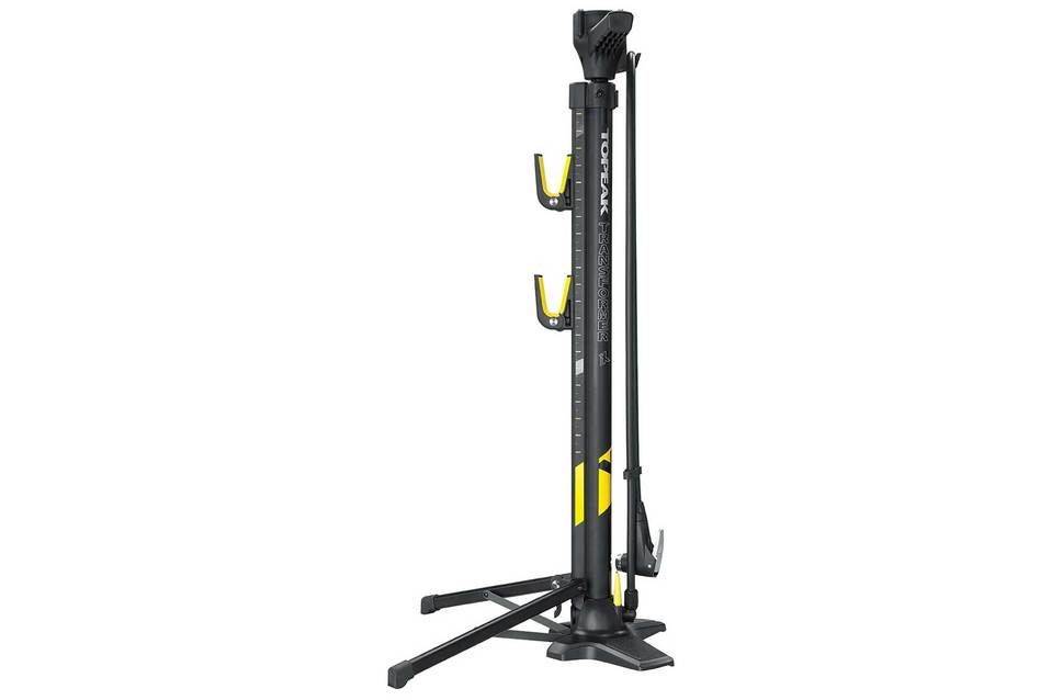 Topeak Transformer-X Track Pump With Stand