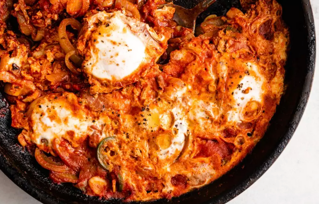 The Daily Meal: Red Shakshuka