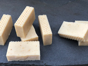 Raw Honeycomb Bar Soap