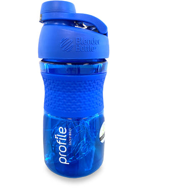Blender Bottle - Blue Twist - 20oz