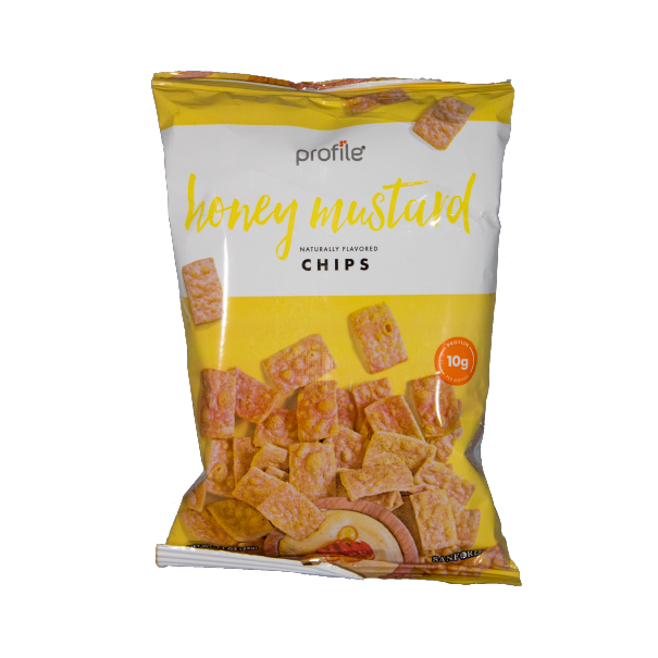 Honey Mustard Chips - 10g
