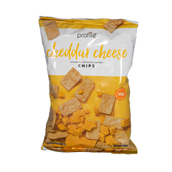 Cheddar Cheese Chips - 10g