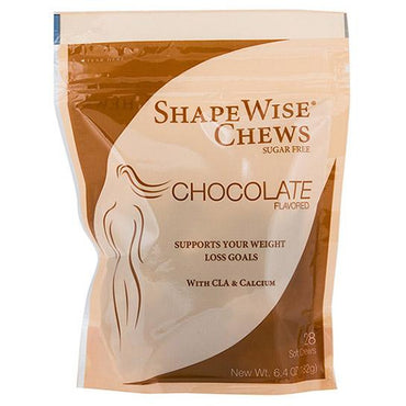 Shape Wise Chocolate Chews