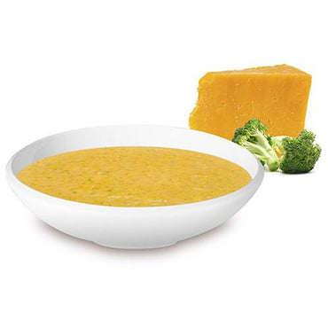 Creamy Cheddar Broccoli Soup - 25g