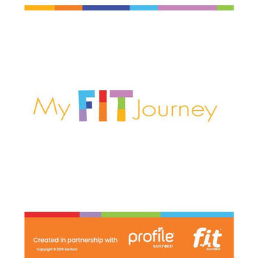 My FIT Journey eBook Digital Download