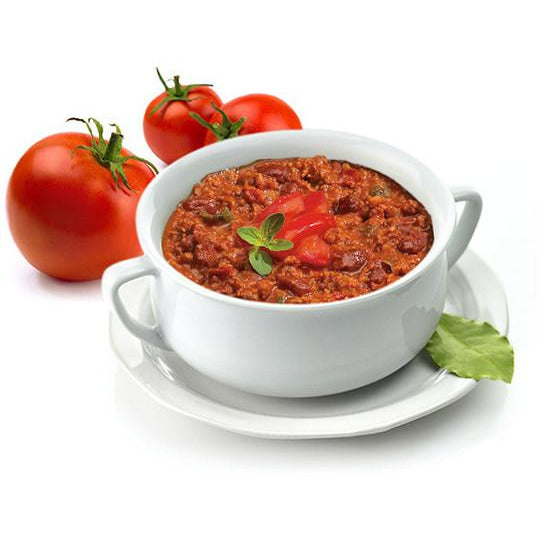 Hearty Vegetarian Chili With Beans - 12g