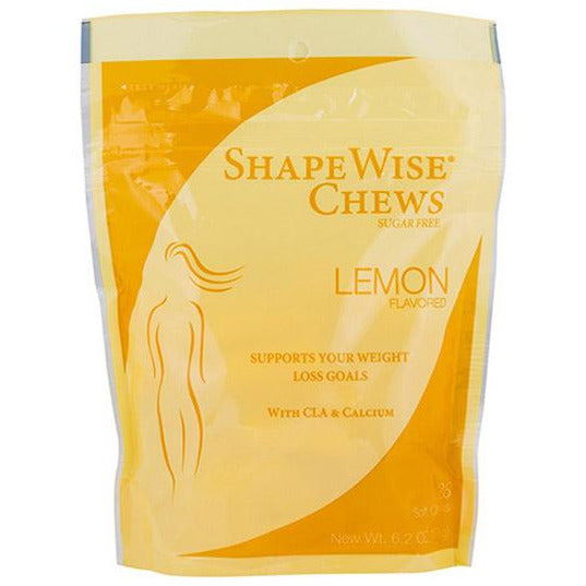 Shape Wise Lemon Chews