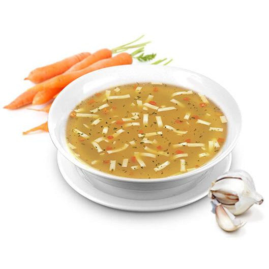 Savory Chicken Noodle Soup - 15g
