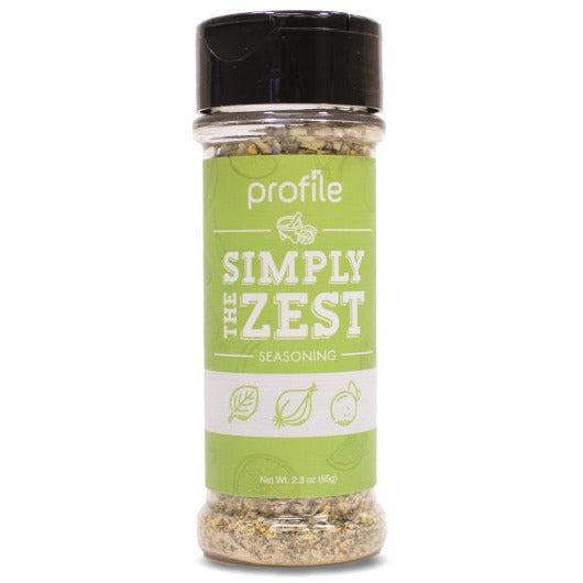 Profile by Sanford Simply the Zest Spice Blend