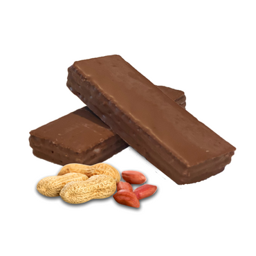 Chocolate Peanut Butter Wafer Bar – 10g