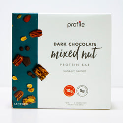 Dark Chocolate Mixed Nut Bar - 10g