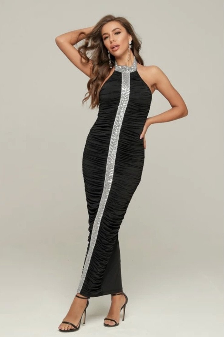 Fashion Evening Long  Party Dress in Montreal Canada