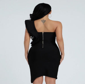 Fashion Party Bandage Dress in Montreal Canada