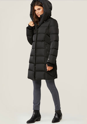 CAMELIA slim fit coat by Soia & kyo