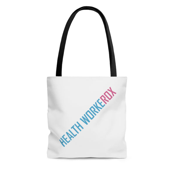 USA: Quality Tote Bag HEALTH WORKEROX!! CVSUX