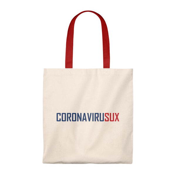 USA: Vintage Tote Bag - CVSUX