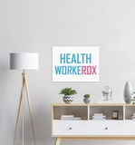 GLOBAL: Poster - HEALTH WORKEROX