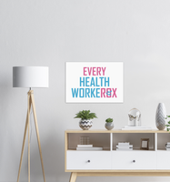 GLOBAL: Poster - EVERY HEALTH WORKEROX
