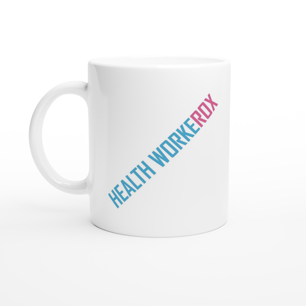 GLOBAL: Mug - HEALTH WORKEROX