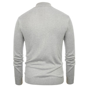 Comfy Mock Long Sleeve - Larry Treat
