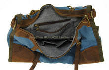 Load image into Gallery viewer, Vintage Retro military Canvas Bags - Larry Treat