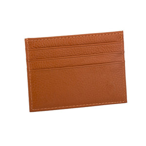 Cow Leather ID Card - Larry Treat