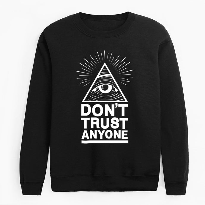 Illuminati All Seeing Eye Sweatshirt - Larry Treat