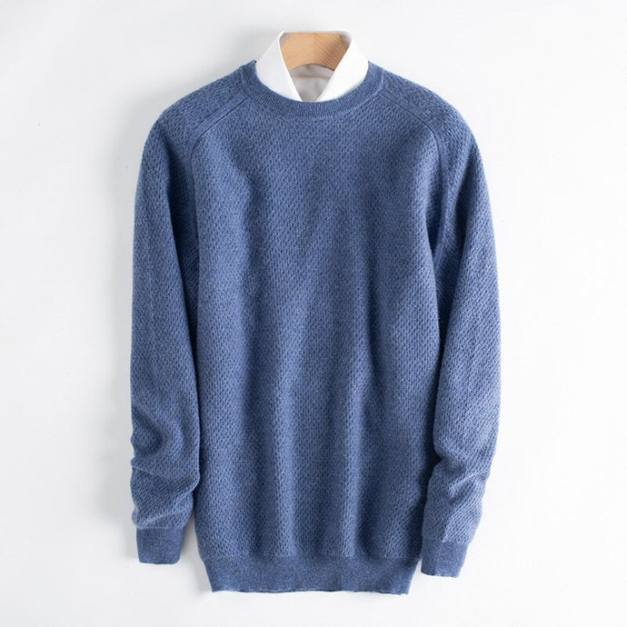 Cashmere Sweater Pullover - Larry Treat