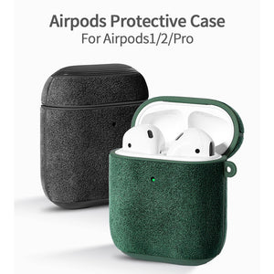 Airtara™ Leather Earphone Case - Larry Treat