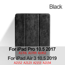 Load image into Gallery viewer, Airtara™ Leather iPad Air Case - Larry Treat