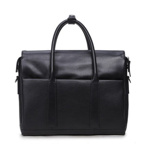 Business Leather Briefcase - Larry Treat