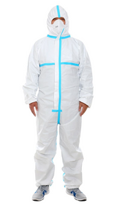 Protective Isolation Suit