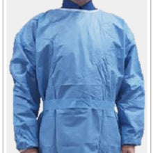 Load image into Gallery viewer, Disposable Isolation Gown Protective Clothing FrontlinePPE