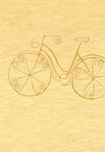Lade das Bild in den Galerie-Viewer, Bike Rocaille Cool Pastel Yellow