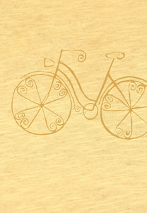 Bike Rocaille Cool Pastel Yellow