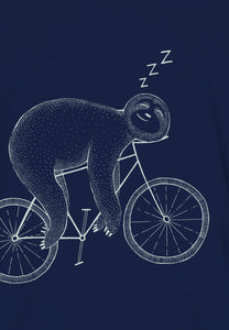 Bike Sloth Guide Navy