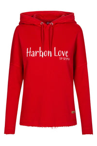 Harbor Love Sweat racing red