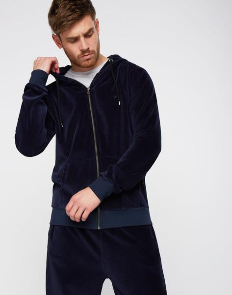 Sweatjacke Nicki dark-navy